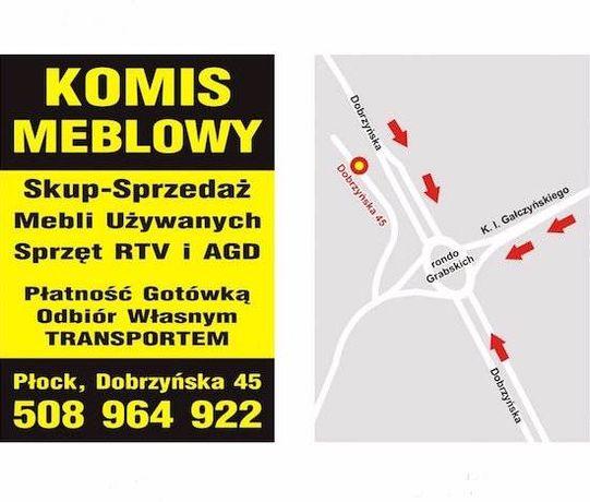 Komis Meblowy Dobrzyńska 45