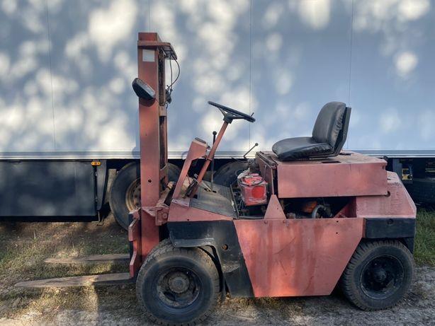 Wózek widłowy GPW gliwice rak bułgar silnik c-330 na blizniaku