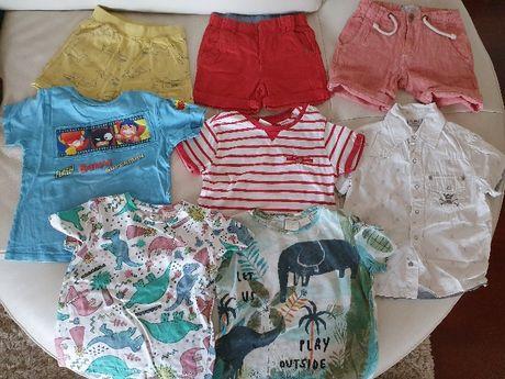 Ubranka dziecięce Zara, Kappahl.
