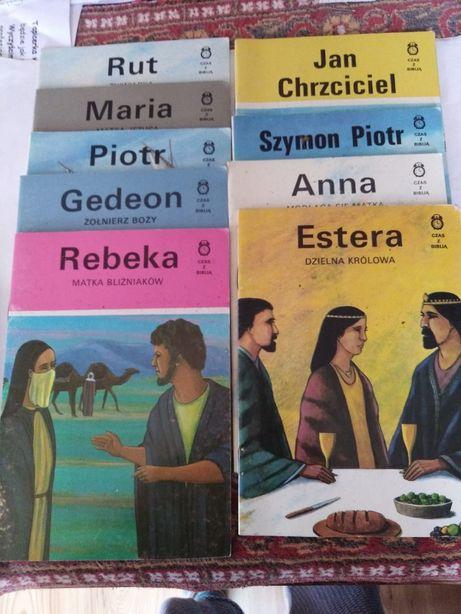 Biblia,11  książeczek ilustrowanych