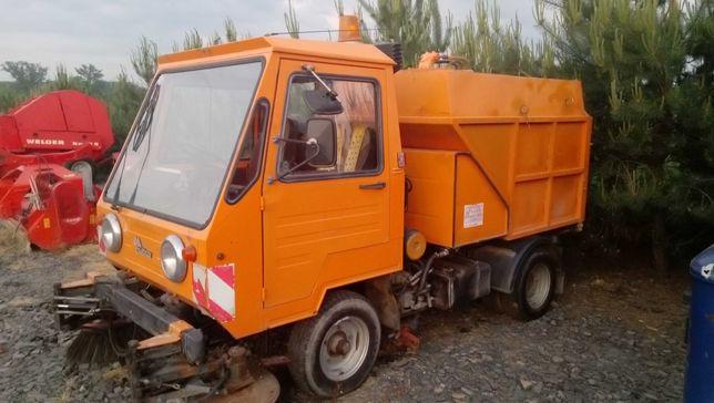 Multicar M25 Zamiatarka uliczna myjka