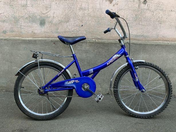 Велосипед Аист 20 дюймов для детей 6-12 лет
