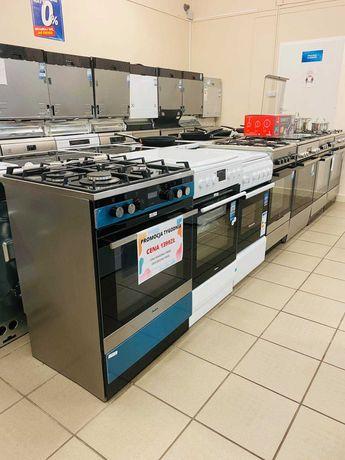 NOWA kuchnia gazowo-elektryczna Beko, 50 cm szer. Outlet Fieldorfa 49a