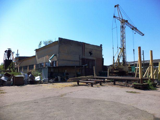Продам производственное здание с 250 кВт (Чернигов)