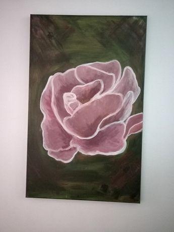 Quadros pintados á mão