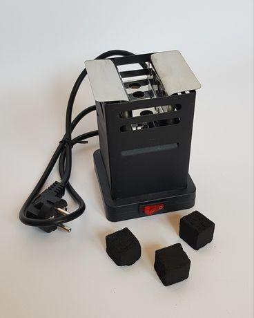 Электроплитка на 3 угля для кальяна (плитка, печка, калауд, чаша и т.д