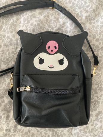plecak torba kuromi my melody sanrio alternative kawaii otaku anime ul