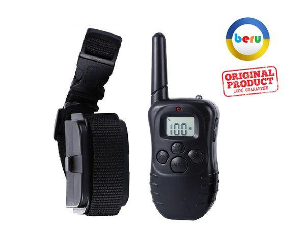 Pet 998-D ЭлектроОшейник д. дрессировки собак 300м Электронный Ошейник