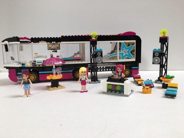 LEGO 41106 Friends - Wóz koncertowy gwiazdy Pop