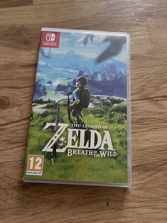 The Legend of Zelda Breath of the Wild, gra na konsole Nintendo Switch
