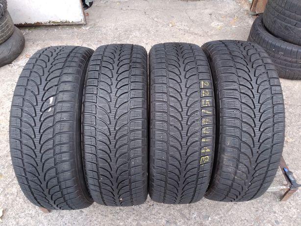 225 60 18 Bridgestone, зима. Ціна за 4шт..