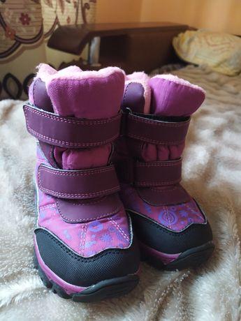 Ботинки зимние Tom . m , Сапоги , Дутики , Чоботи , Чобітки зимові