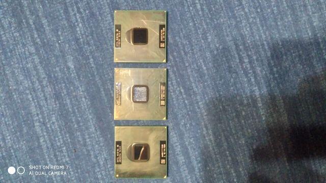 Процессор для ноутбука Intel Celeron 900.