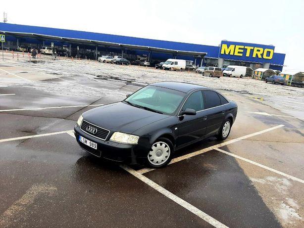 Audi A6 2.5 дизель 2003 г