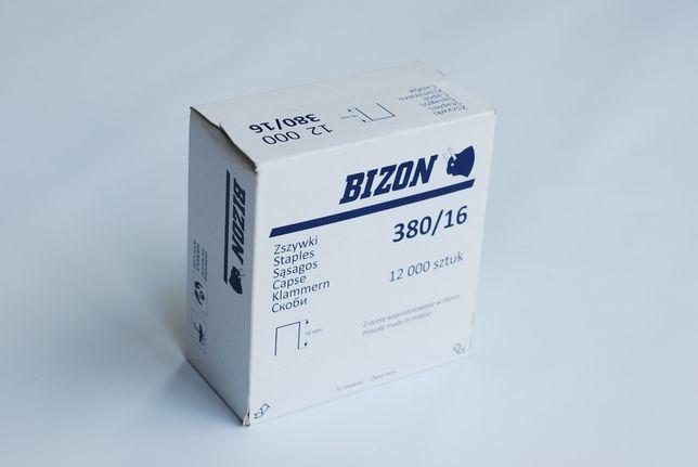 Zszywki tapicerskie BIZON 380/16