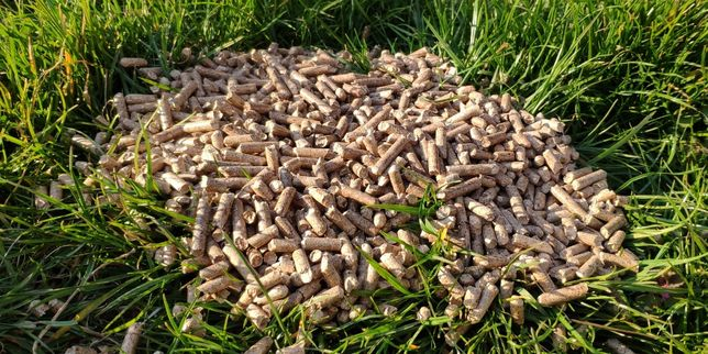 Pellet (pelet) drzewny zg. z A1 z sosny 6mm, stała jakość, producent