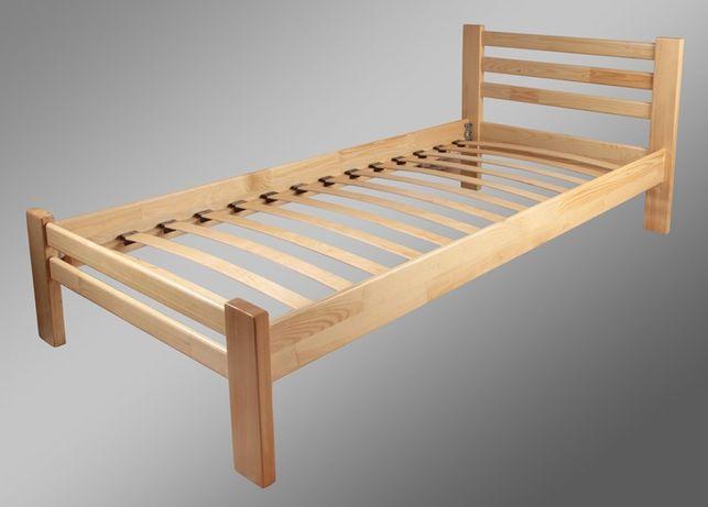 """""""Классика"""" Односпальная кровать без бортов.Акция на комплект."""