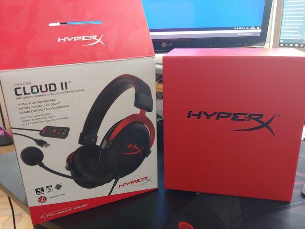 Słuchawki HyperX Cloud II 7.1