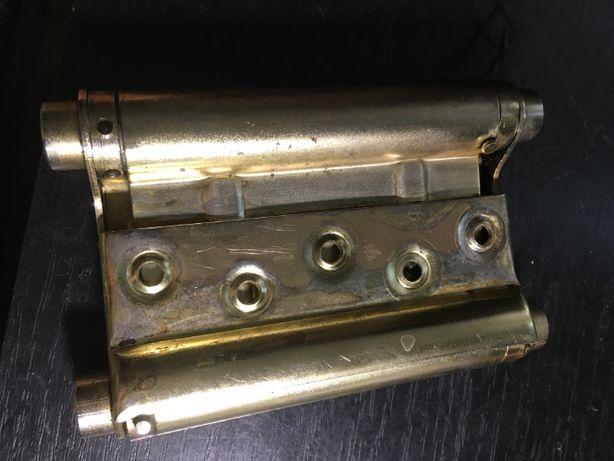 Ковбойские петли, петля для маятниковых дверей MERT №33
