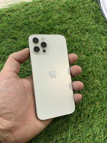 iPhone 12 Pro 128 silver necerlcok Акб 100% Гарнатия 6мес Магазин