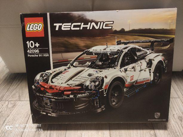 Klocki LEGO TECHNIC Porsche 911 RSR - 42096 NOWE