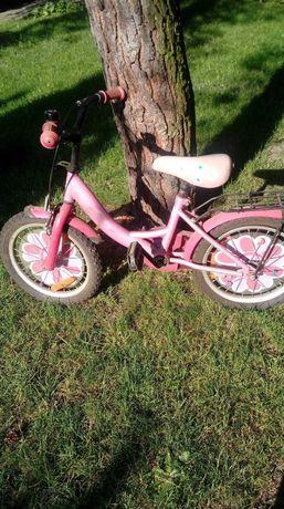 Rowerek dziecięcy rower dla dziewczynki
