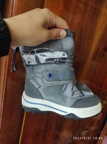 Ботинки Lupilu сапоги водонепроникні