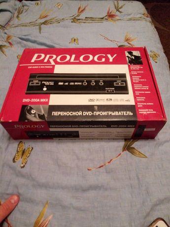 автомобильный переносной DVD prology