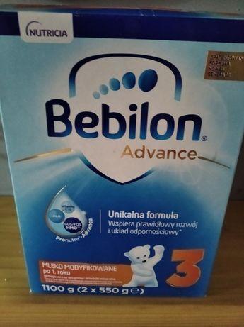Bebilon Advance po roku
