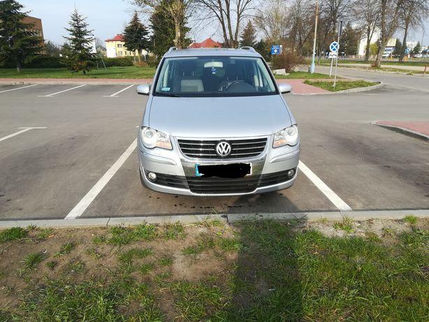 Volkswagen turan lift