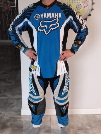 Spodnie motocyklowe FOX + Longslave FOX yamaha