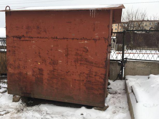 Продам железный домик