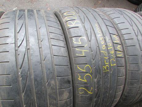 255/45/R20 шины летние Bridgestone Dueler H/P Sport