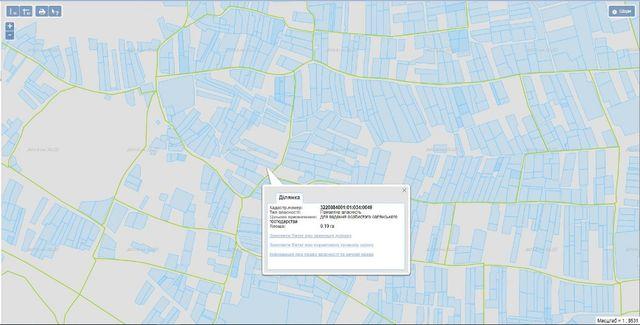 Продаж земли под застройку, село Иванков, Бориспольского р-н., Киевска