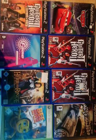 Gry na ps2 i Xbox 360