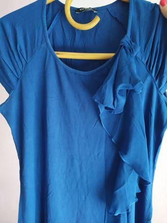 Bluzka Orsay niebieska L