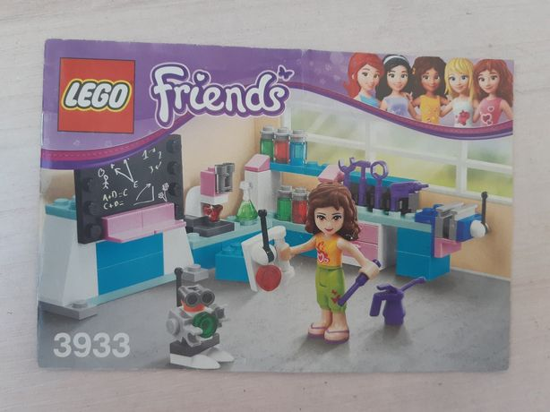 Lego Friends 3933
