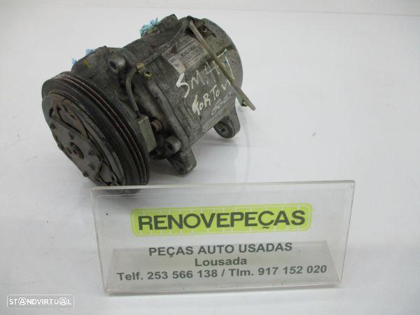 Compressor Do Ar Condicionado Smart Fortwo Cabrio (450)