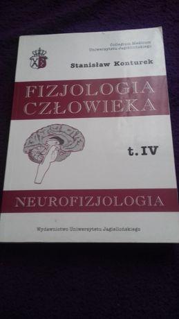 Fizjologia człowieka KONTUREK t. IV