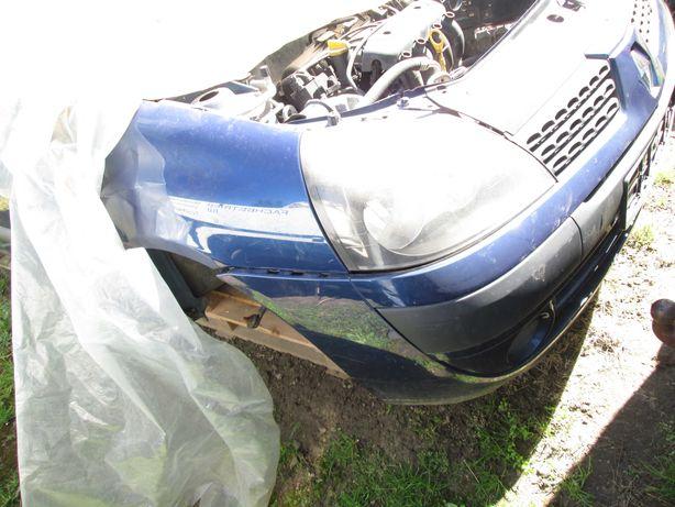 Błotnik Renault Clio