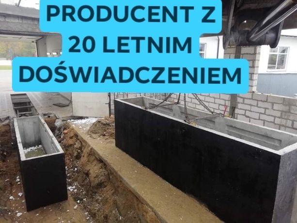 Kanał samochodowy Najazd garażowy Stęszew Luboń Swarzędz Kościan Skoki