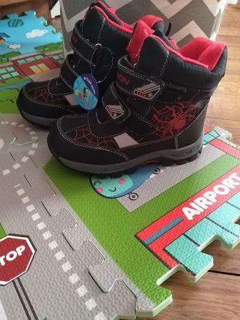 Термо ботинки для хлопчика