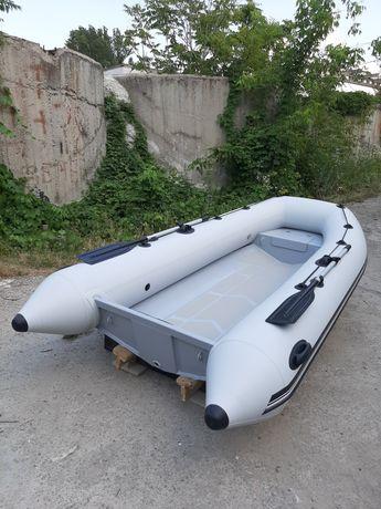Лодка RIB 350 алюминивый корпус