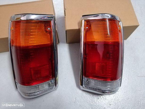 Farolins de trás Mazda B2500 nos de 1997 até 1999
