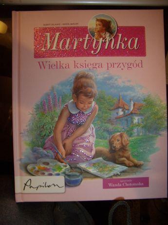 Martynka wielka księga przygód Autor: Delahaye Gilbert