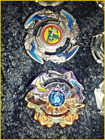 Бейблейд • детали Волчков | Энергетический слой | Силовой диск | Драйв