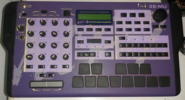 EMU - MP7  Multitrack (como novo)