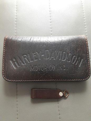 Portfel Harley Davidson