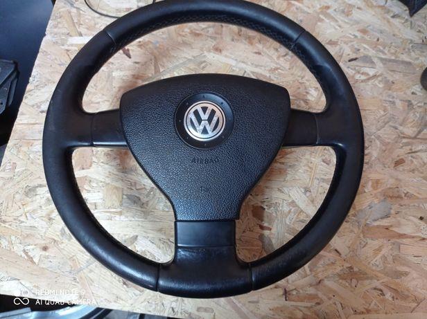 Руль с подушкой AIRBAG Volkswagen Caddy.Touran.Golf.Passsat