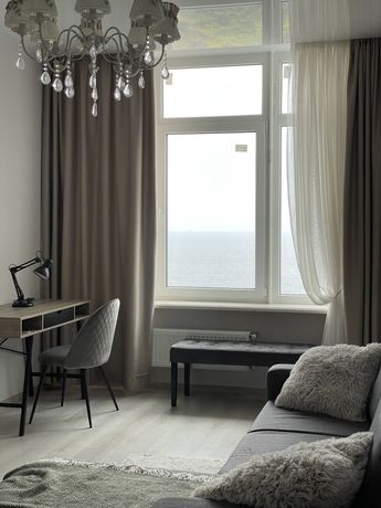 Сдам 1 квартиру с видом на море